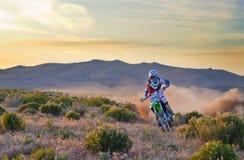 Pro coureur de désert Photographie stock libre de droits