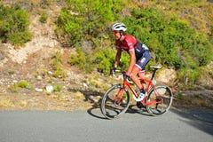 Pro Cyclist Koen De Koen, Trek Segafredo Stock Photography