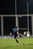 Pro D2 rugby match RCNM vs US Colomiers Royalty Free Stock Images