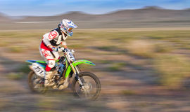 Pro Desert Racer Royalty Free Stock Photo