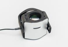 Pro dispositif professionnel de calibrage du X-rite i1Display pour moderne photographie stock libre de droits