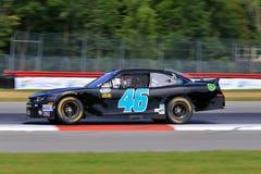 Pro driver JJ Yeley Fotografia Stock