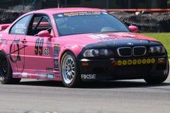 Pro driver Mark Hillestad Royalty Free Stock Photos