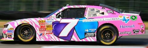 Pro driver Regan Smith Stock Image