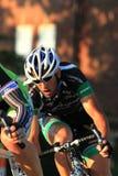 Pro evento da raça da bicicleta da trilha fotografia de stock royalty free