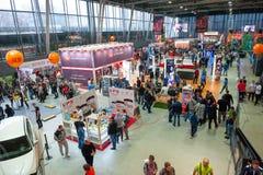 Pro forum 2015 dell'Expo dello SN Fotografia Stock