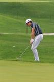 Pro giocatore di golf di Keegan Bradley fotografia stock libera da diritti