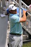 Pro giocatore di golf JB Holmes Fotografie Stock Libere da Diritti