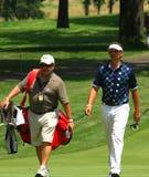 Pro giocatore di golf Joost Luiten Immagini Stock