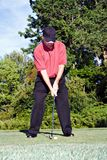 Pro golf images stock