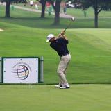 Pro-golfare Arkivbild
