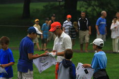 Pro-golfare Ryo Ishikawa Royaltyfri Bild