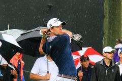 Pro golfer Adam Scott Royalty Free Stock Photos