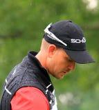 Pro golfer Henrik Stenson Royalty Free Stock Image