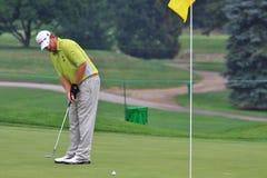 Pro golfer JB Holmes Stock Photography
