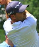 Pro golfer Sergio Garcia Stock Images