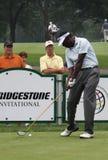 Pro golfer Vijay Singh Stock Images