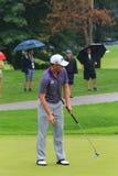 Pro golfeur américain Webb Simpson Image libre de droits