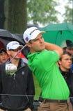 Pro golfeur Kevin Streelman de PGA Photos stock