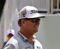 Pro golfista Charley Hoffman Obraz Royalty Free