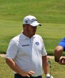 Pro golfista George Coetzee Zdjęcia Royalty Free