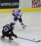 Pro Hockey event Stock Photography
