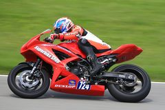 Pro International Motorcycle Racing stock photos
