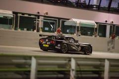 PRO MACCHINA DA CORSA GT4 di Ginetta G50 Immagini Stock