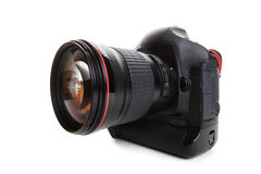 Pro macchina fotografica Fotografia Stock