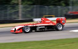 Pro Mazda Series series Stock Images
