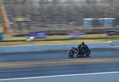 Pro moto courante Photos libres de droits