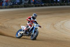 Pro motorcycle event Stock Photography