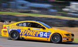 Pro motorsports racing BMW Royalty Free Stock Photos