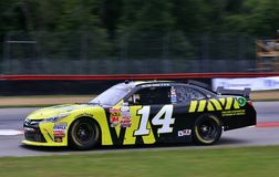 Pro NASCAR driver Cale Conley Stock Images