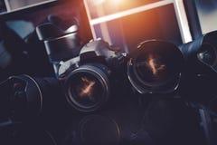 Pro Photography Technology Royalty Free Stock Photography