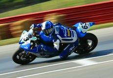 Pro racer Jeff Wrobel Royalty Free Stock Photos