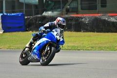 Pro racer Jeff Wrobel Stock Image