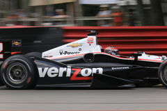 Pro racer Will power Stock Images
