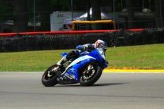 Pro racing bike Stock Photos