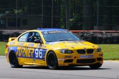 Pro racing BMW Royalty Free Stock Photos