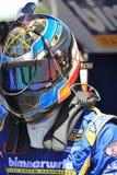 Pro racing driver Stock Photos
