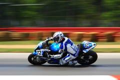 Pro rider Larry Pegram Stock Image