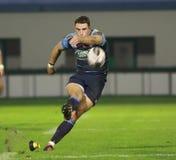 Pro 12 rugby di Guinnes - Benetton contro Cardiff Fotografie Stock Libere da Diritti