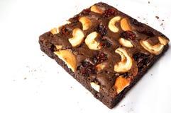 Pro stück von den Schokoladenkuchen Lizenzfreies Stockbild