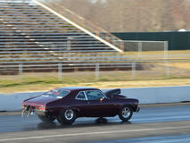 Pro Stock Drag Racing Royalty Free Stock Photos