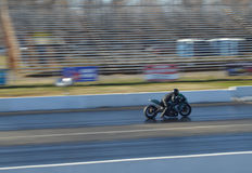 Pro Stock Motorcycle Royalty Free Stock Photos