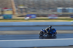 Pro Stock Motorcycle Stock Photography