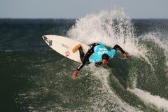 pro surfa för uppgiftsbillabong Arkivfoton