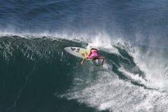 Pro-surfare Arkivbild