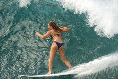 Pro-surfare Royaltyfria Foton